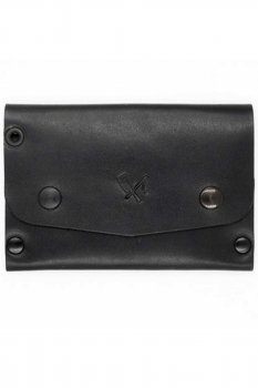 Rusty Butcher dropout wallet murdered out