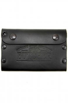 Rusty Butcher deadbeat wallet murdered out