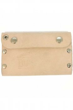 Rusty Butcher deadbeat wallet naturel