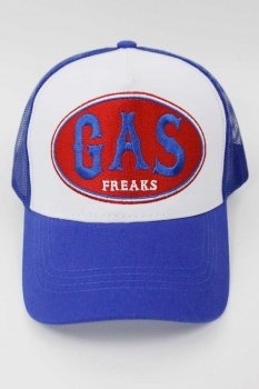 Casquette King Kerosin Gas Freak