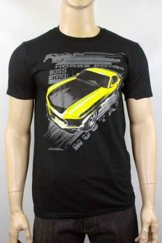 T-shirt Ford Mustang BOSS