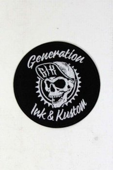 Patch Génération Ink and Kustom