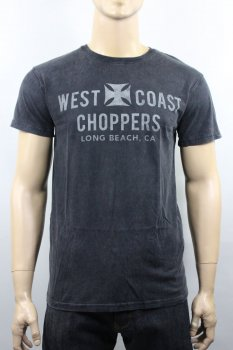 T-shirt West Coast Choppers Eagle Vintage