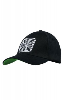 Casquette West Coast Choppers OG cross round