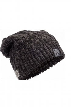 Bonnet West Coast Choppers Metal Batch Beanie