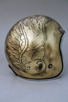 Casque Coin's effect by Avat'Art