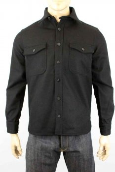Chemise pike brother 1943 CPO Black wool