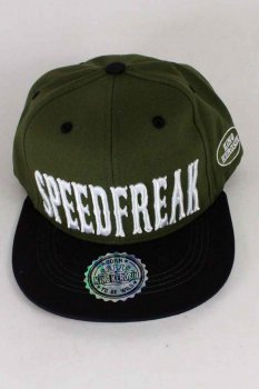 Casquette King Kerosin speedfreak