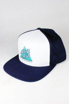 Casquette Santa Cruz Not a Dot navy