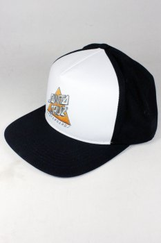 Casquette Santa Cruz Not a Dot black