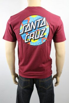 T-shirt Santa Cruz Primary Dot