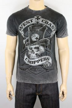 T-shirt  West Coast Choppers cash only
