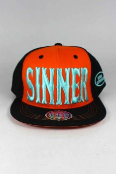 Casquette King Kerosin Sinner