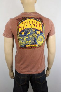 T-shirt King Kerosin Chopper 74