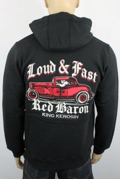 Sweat King Kerosin Red baron