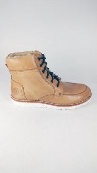 Chaussures Jesse James Workwear Winter Tan