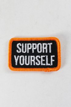 Patch support yourself