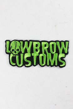 Patch Lowbrow customs
