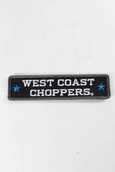 Patch west coast choppers
