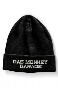 bonnet Gas Monkey Garage signature