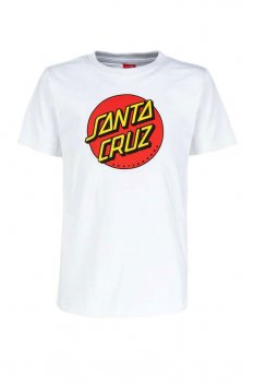 T-shirt Santa Cruz Youth dot