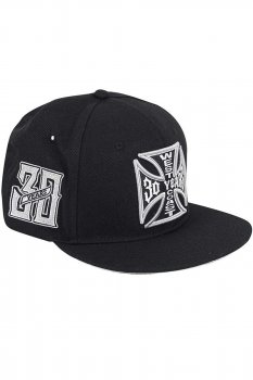 Casquette West Coast Choppers 30 years anniversary
