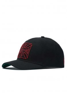 Casquette Round bill BURGRUNDI West Coast Choppers