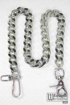 Chaîne de portefeuille monster leash wallet chain
