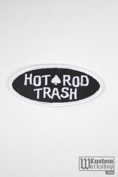 Patch Hot rod Trash