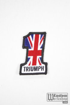 "Patch Triumph number one "" torse """