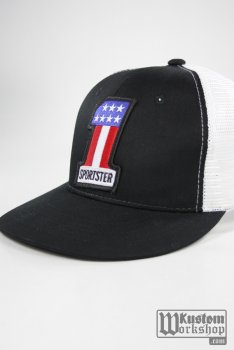 Casquette Sportster No.1 number one