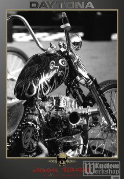 Poster Jack 1340 Indian Larry