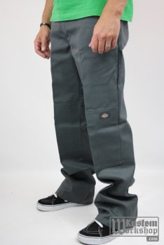 Pantalon Dickies 874 double knee Dark grey
