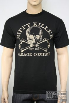 T-Shirt Hippy Killer Garage
