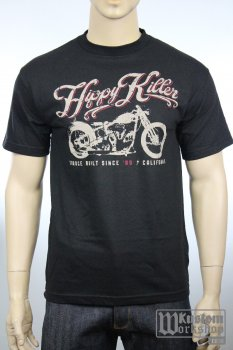 T-Shirt Hippy Killer Knuckle