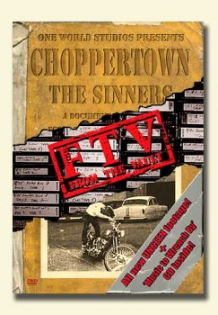 DVD Choppertown From the Vault