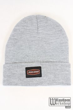Bonnet Jesse James Workwear gris