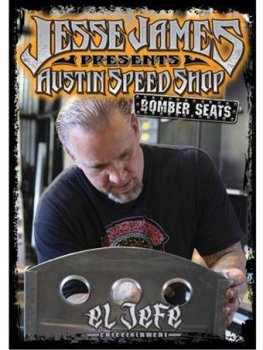 Jesse James Austin Speed Shop Bomber Seats
