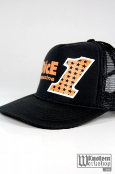 Casquette Dice Magazine Number One