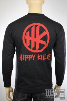 T-shirt manches longues Hippy Killer Garage