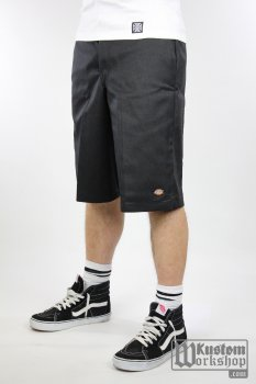 Short Dickies 13'' multi-pocket work short black