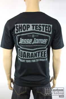 T-shirt Jesse James Workwear Shop Tested