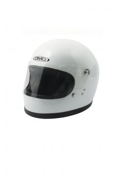 Casque DMD Rocket blanc