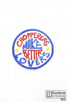Patch Choppers Lovers