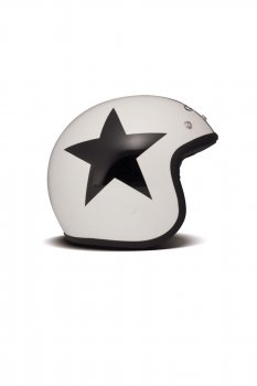 Casque DMD Star Vintage White