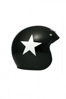 Casque DMD Star Vintage Black