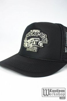 Casquette Lucky 13 Rat Rod