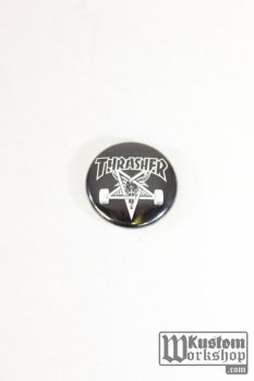 Badge Thrasher Magazine Truck