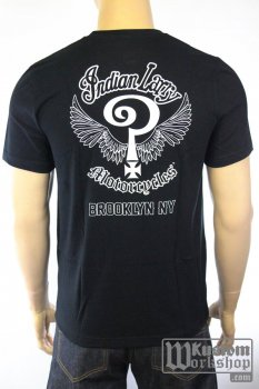 T-shirt Indian Larry original logo