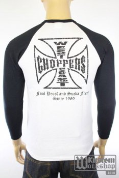 Baseball Tee West Coast Choppers